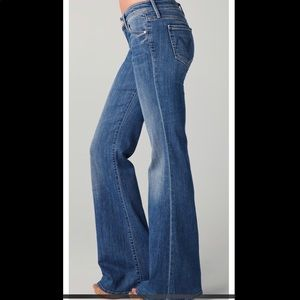 """Mother """"The Wilder"""" jeans 30"""